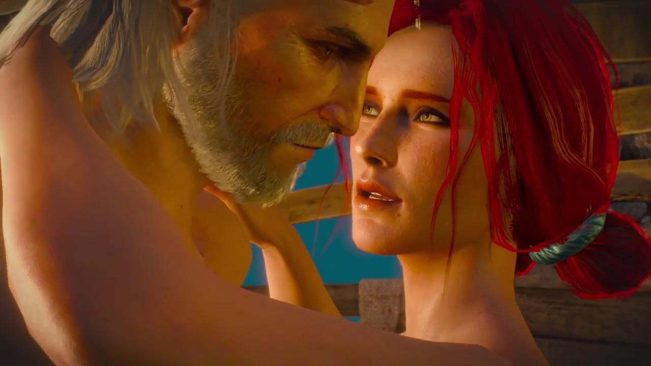 Witcher 3 Triss Romanze