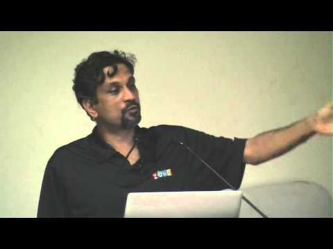 IITMadras - I & AR-Lessons from A Real-world Journey by Mr Shridhar vembu