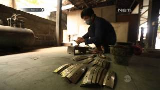 Proses Pembuatan Gamelan di Ubud Bali - NET17