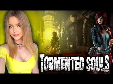 Видео: TORMENTED SOULS Полное прохождение на русском | Аналог Silent Hill и Resident Evil