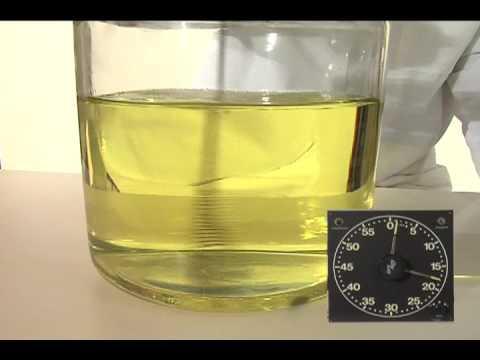 Green Fuel Tabs Quick Dissolve Test