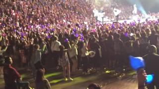 《Wings》BTS 2017 Anaheim演唱会饭拍【防弹少年团