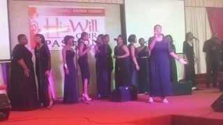 Yebo Linamandla - UCTSCF Choir