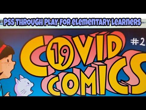 COVID-19 COMICS #2 I SAN LEON ELEMENTARY SCHOOL-BALUNGAO • • Rico lection