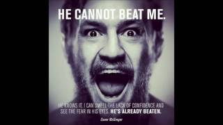 Conor Mcgregor Confidence Motivation TrashTalk Sound