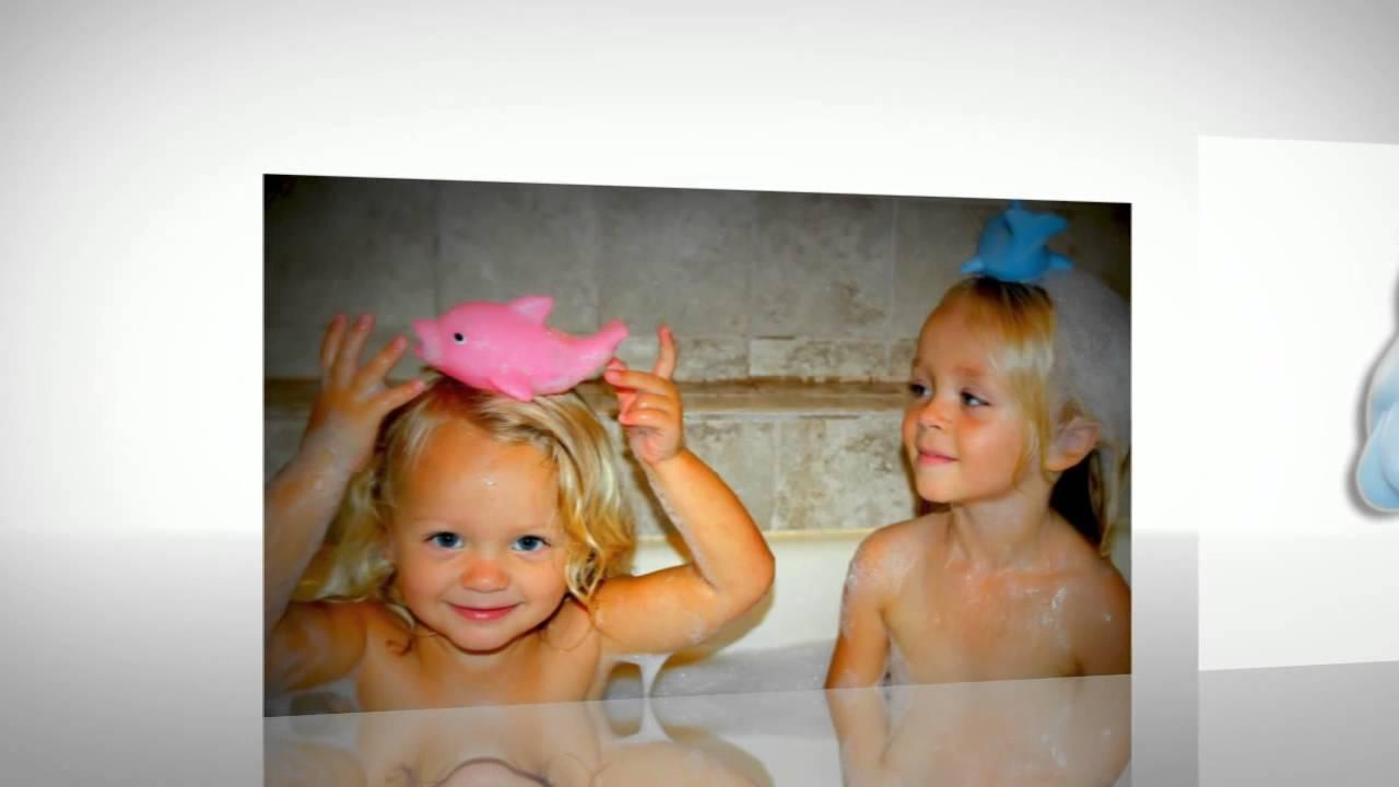 children s bath set
