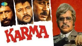 De Daru | Kishore Kumar | Mahendra Kapoor | Manhar Udhas | Karma [1986]