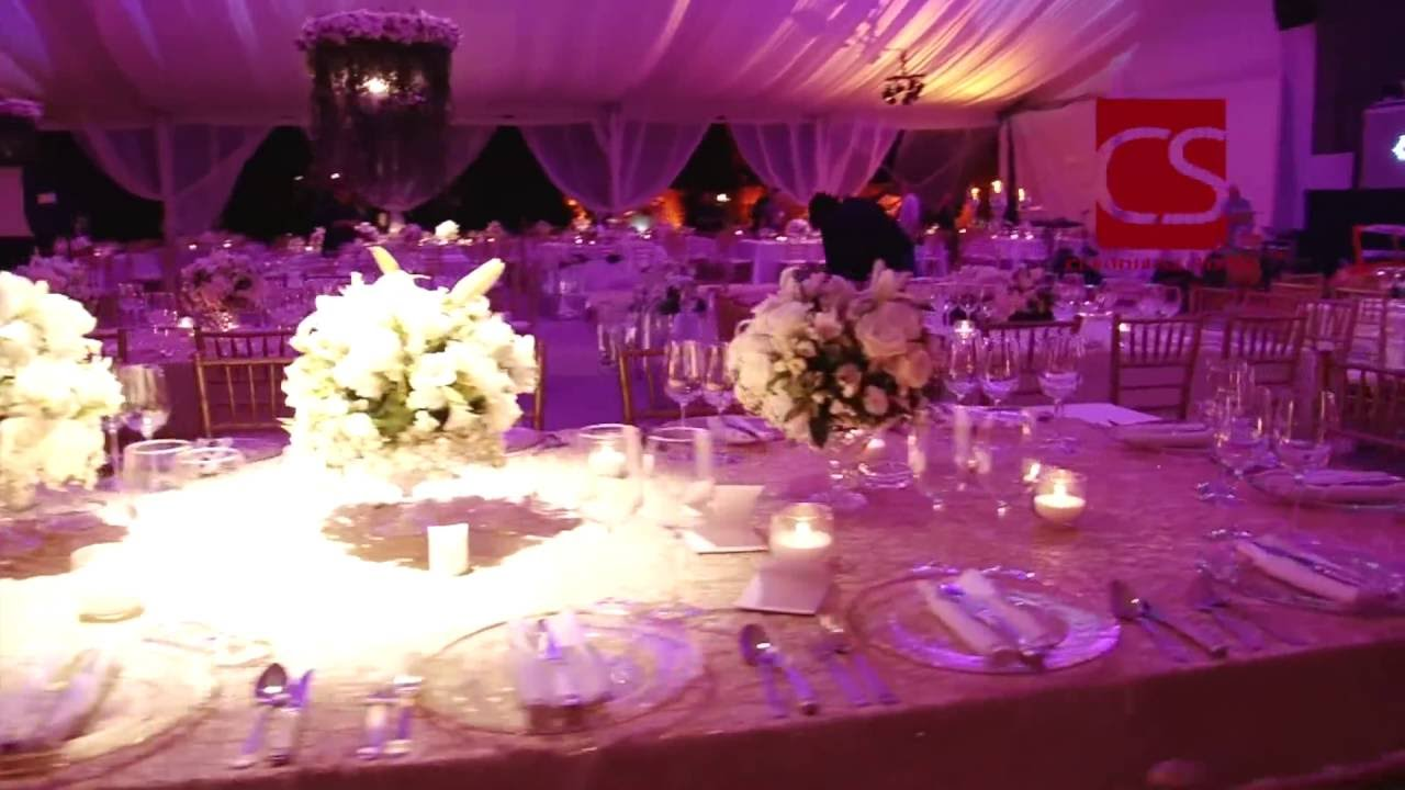 Bodas espectaculares by claudia salda a youtube - Decoracion para foto ...