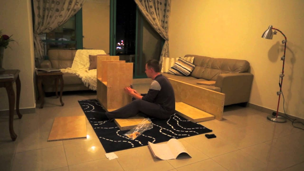 How To Assemble Ikea Furniture Superfast Ikea Master