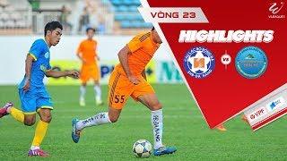 SHB Đà Nẵng và Sanna Khánh Hòa BVN chia điểm đáng tiếc trên sân Hòa Xuân | VPF Media