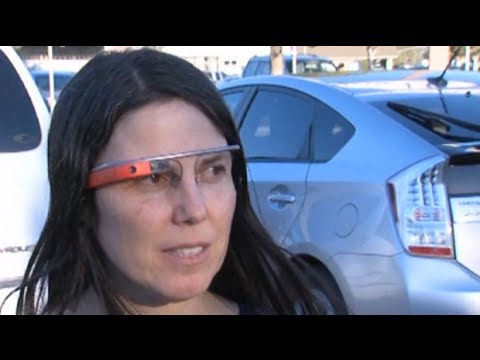Driver's Google Glass ticket overturned