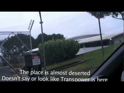 Secret Crown Government facility Hamilton NZ .m4v