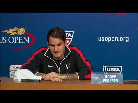 2009 US Open Press Conferences: Roger Federer (Finals)