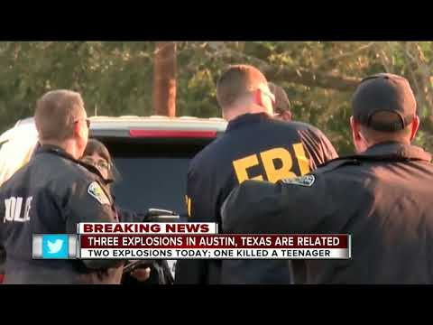 Police in Austin tell residents not to open packages after 1 killed, 2 injured in explosions