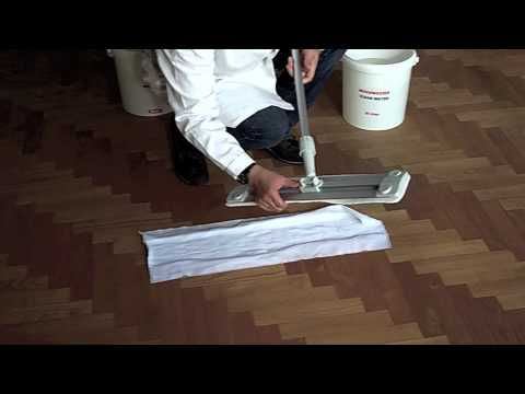 Maintenance And Cleaning Of Oiled Flooring Youtube