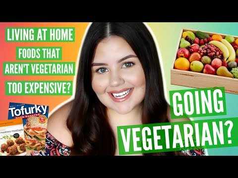 5 Things You NEED to Know Before Going Vegetarian | SariReanna