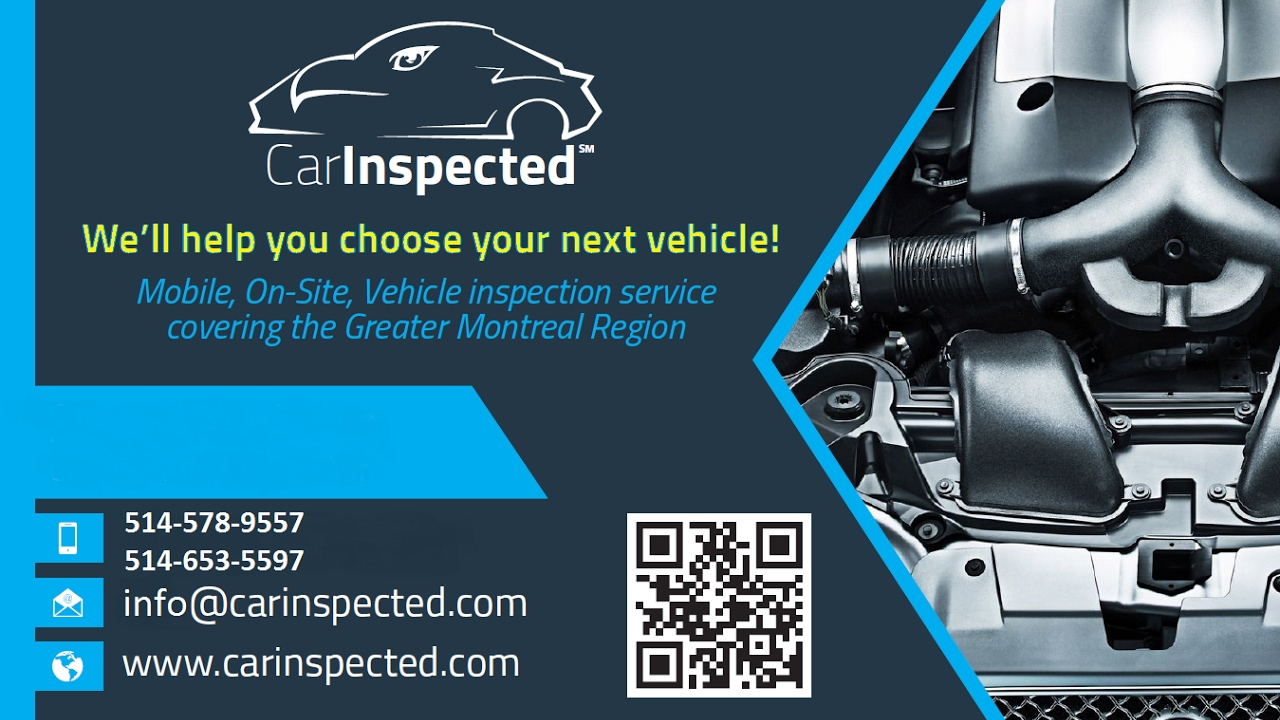 Car Inspected: Canada's Highest Reviewed Car Inspection Company