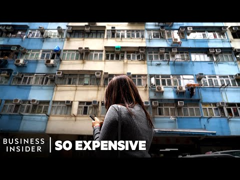 Why Is Housing In Hong Kong So Expensive? | So Expensive