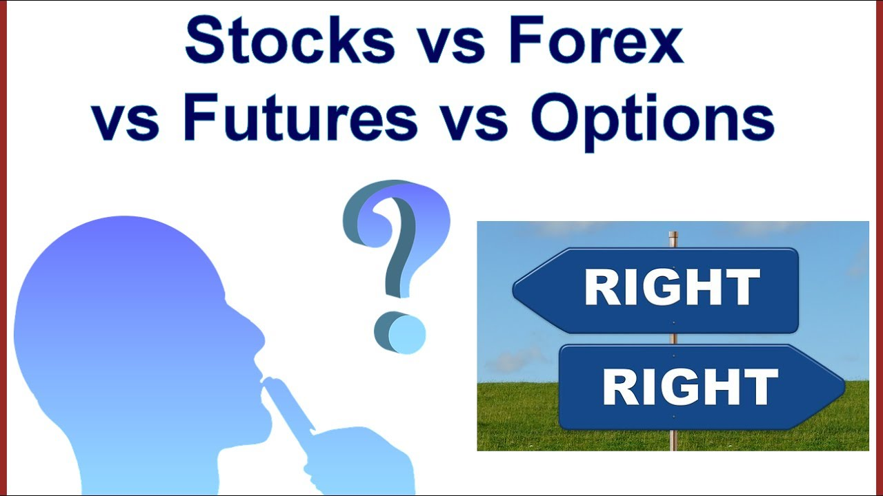 Forex vs options trading