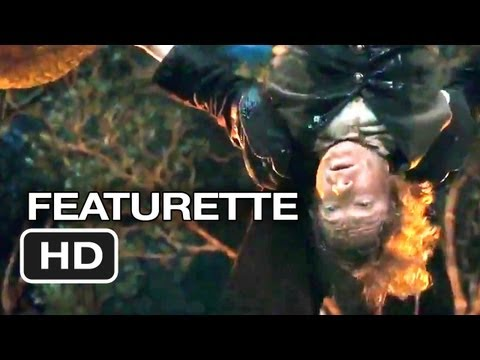 The Hobbit: An Unexpected Journey - Post Production Featurette (2012) Peter Jackson Movie HD