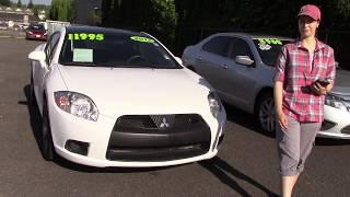 Mitsubishi Eclipse SE 2012 Videos