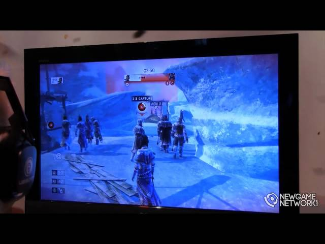 Assassins Creed 3 - E3 Gameplay Footage