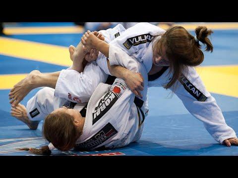 Michelle Nicolini VS Fabiana Borges / Pan Championship 2011
