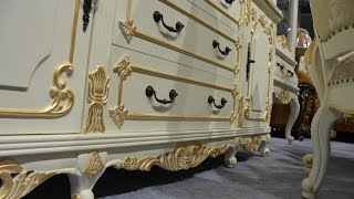видео Эстетика резной мебели
