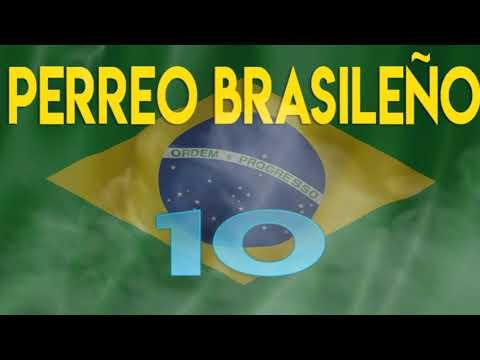 PERREO BRASILEÑO 2018 #10 🔥 - Los Más Escuchado 💣 - DJ SOGA - MIX AGOASTO