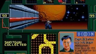 Zero Tolerance Gameplay Sega Genesis Mega Drive HD LongPlay Walkthrough