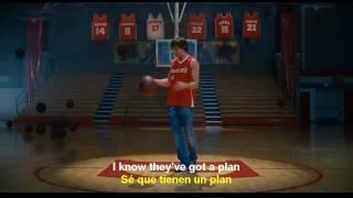 Scream -  High School Musical 3 (english - Spanish Lyrics) HD / Subtitulado En ESPAÑOL & INGLES