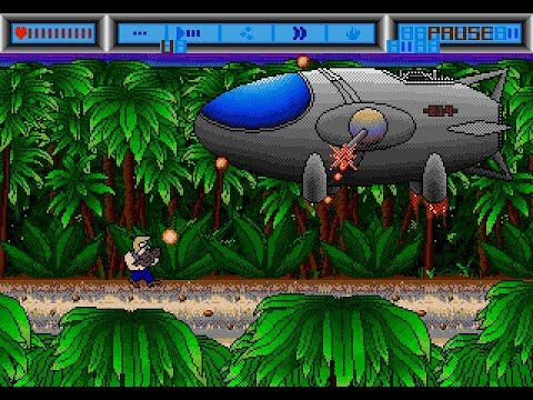Project C - Sega Mega Drive