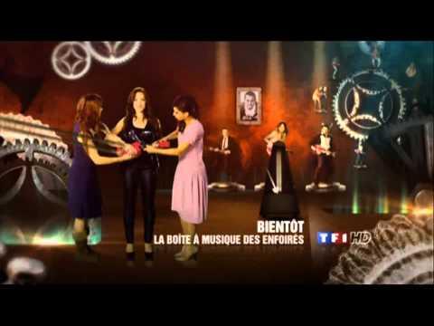 Ba2 La Boite A Musique Des Enfoirés Bientot Sur TF1