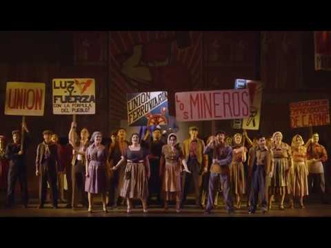 Evita (2017) - Musical Theatre West - 1 Minute Highlights