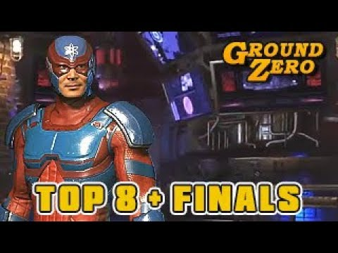 Injustice 2 | Tournament | TOP 8 + Finals (WhiteBoi, Grr, DR Gross, Dragon + more)