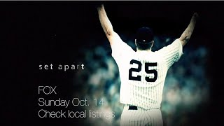 Set Apart: The Jim Abbott Story Promo Clip | FOX SPORTS