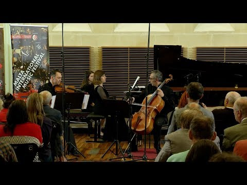 Khachaturian Trio performing 7 short pieces by Alexey Shor