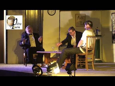 Le Financier et le Savetier - Opérette en un acte - Offenbach - Opéra de Barie 2011