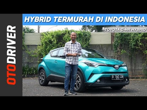 Toyota C-HR Hybrid 2019 Review Indonesia | OtoDriver