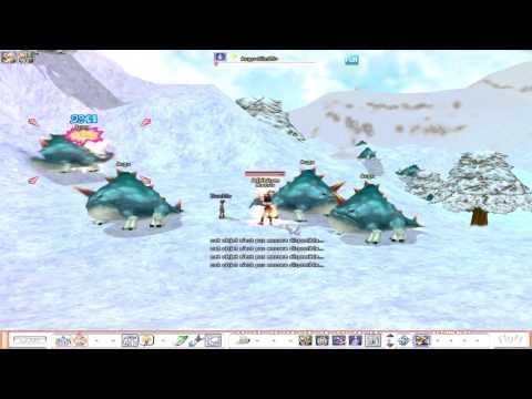 Flyff Gameplay Bow Jester azria