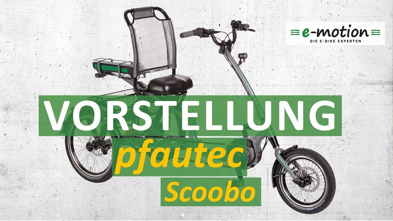 Download pfautec Scoobo & Scootertrike im Vergleich |Vorstellung