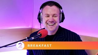 David Gray - Streets of Philadelphia (Bruce Springsteen cover) on Radio 2 Breakfast