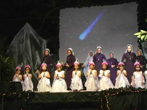 Canh thức Noel - Sơn Lộc 2009 múa