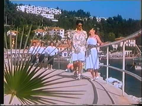 """Rabac-Labin (1988.) turistički vremeplov ,glazbeni film """"Ovdje nema nesretnih turista"""""""