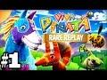 Rare Replay: Viva Pinata - Gameplay Walkthrough Part 1 [ HD ]