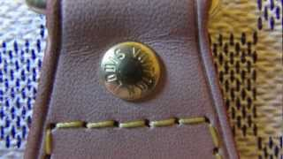 Louis Vuitton Damier Azur Speedy 35 Review