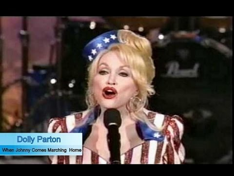 Dolly Parton - When Johnny Comes Marching Home [Official Music Video]