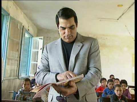 Ben Ali un président citoyen