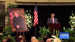 Justice Clarence Thomas eulogy at Justice Antonin   #Scalia   Memorial Service. Full video here: http://cs.pn/21zQcz6.