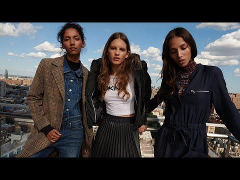 DKNY Fall 2020 #DKNYSTATEOFMIND Campaign